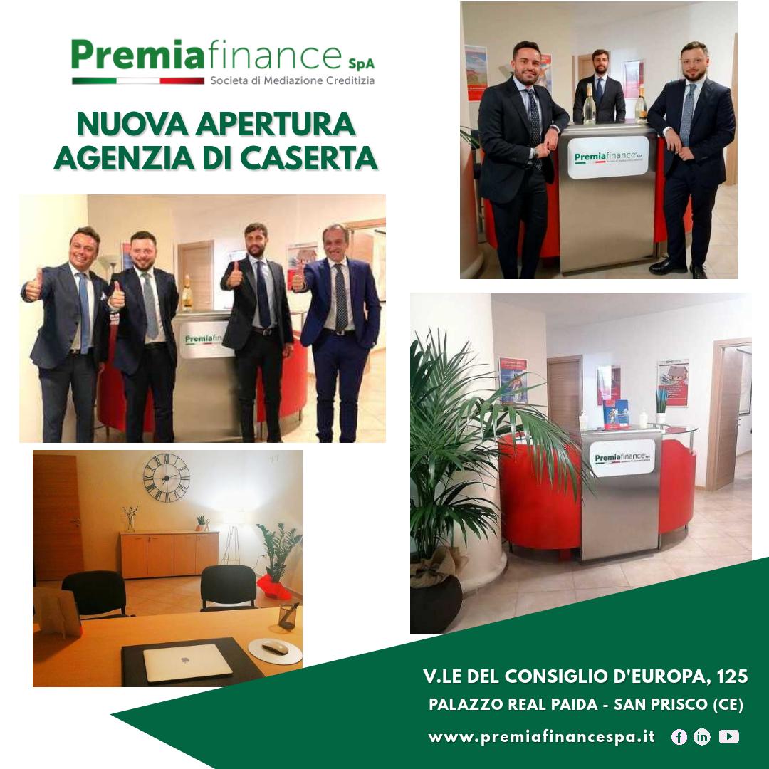 Nuova apertura: Agenzia di Caserta