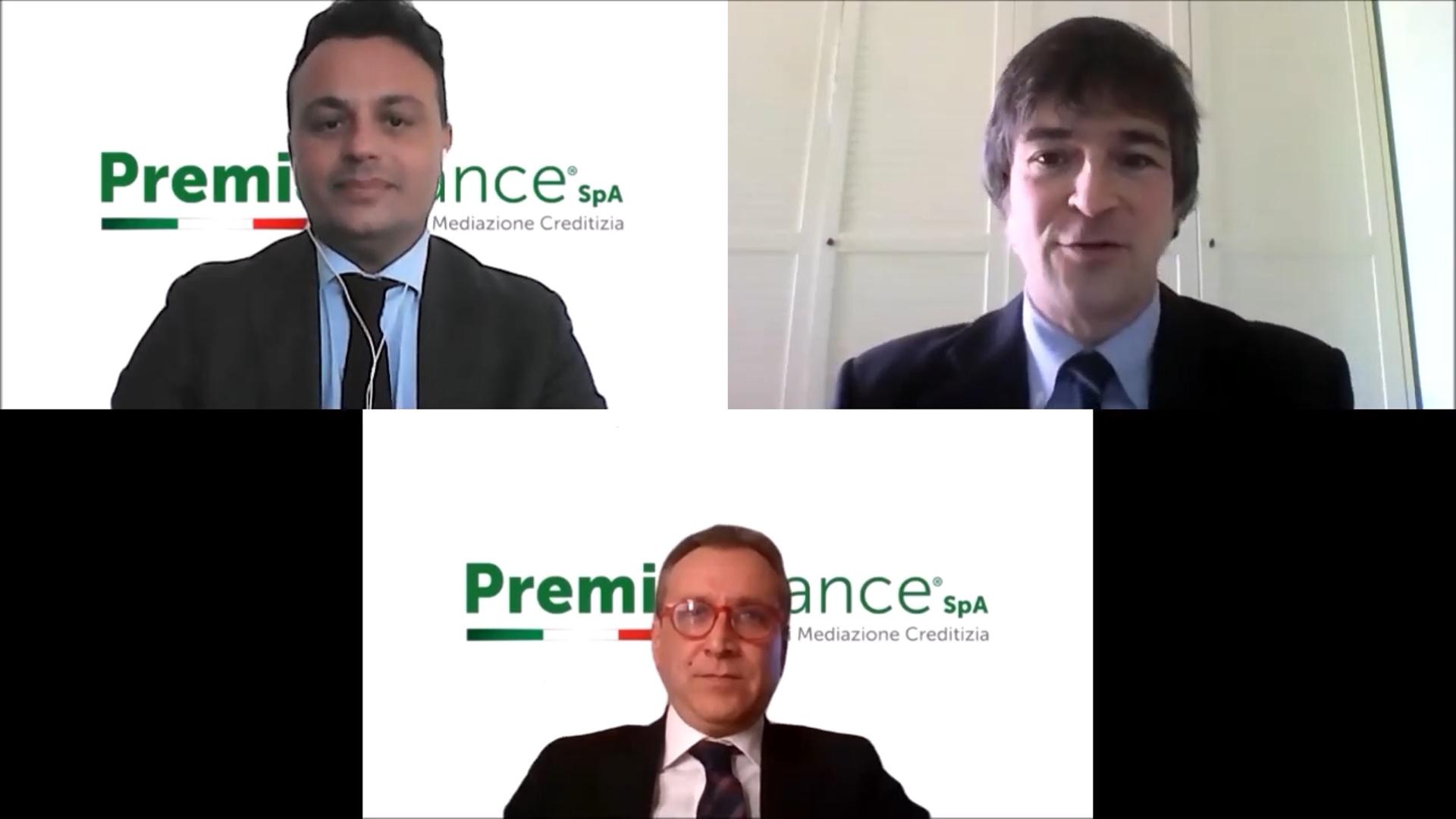 "Premia Finance SpA, Gaetano Nardo e Girolamo Orlando ospiti al ""Face to Face"" di SimplyBiz"