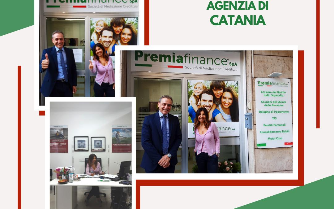 Premia Finance SpA cresce ancora, inaugurata nuova Agenzia a Catania